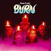 Deep Purple - Burn (CD) . FREE UK P+P ..........................................