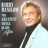 BARRY MANILOW - GREATEST SONGS OF THE FIFTIES - CD NEW (FREE UK POST)