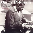 Oscar Peterson - Tenderly [Just a Memory] (Live Recording, 2002)