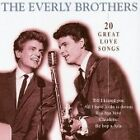 The Everly Brothers - 20 Great Love Songs (1999)
