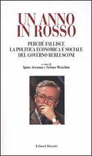 Libri e riviste di saggistica italiani rossi prima edizione