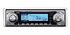 In Dash Receiver: JVC SiRius KD-LH300 CD Player In Dash Receiver