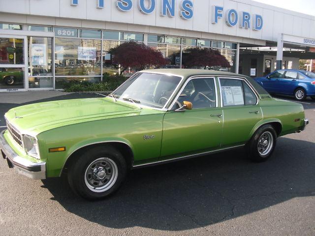 Chevy Cruze Floor Mats 1976 Chevrolet Nova Concours only 27K Original Miles ...