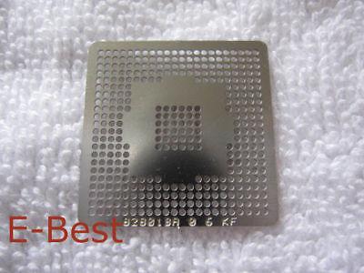 82801BA FW82801BA NH82801BA SL7UU SL5WK SL59Z Stencil Template