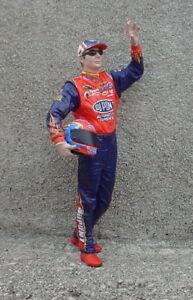 Du Pont Racing Team Driver Figurine 1/24 Scale G Scale Diorama Accessory Item