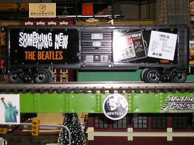 "Beatles""O""Gauge Trains Lionel Beatles Something New Box Car Lionel Trains"