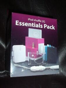 iPod-Shuffle-2nd-Gen-Essentials-Pack-Speaker-Pink-NEW