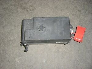 1999 buick century engine fuse box relay block 3100 3 ebay. Black Bedroom Furniture Sets. Home Design Ideas