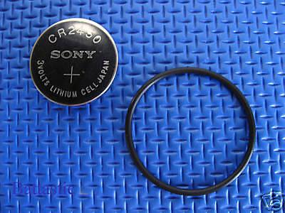 Battery Kit For Oceanic Veo, Versa & Vt Dive Computer
