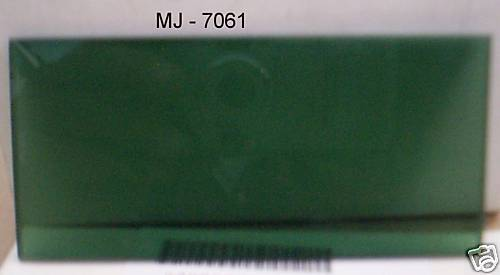 Box of Welder's Helmet Glass Lens - Shade #2 (NOS)