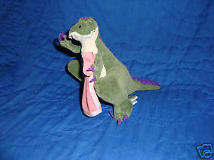 "How Do Dinosaurs Say Good night Plush 6"" Doll"