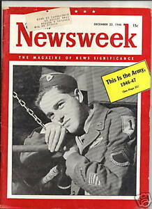 Newsweek-Magazine-This-Is-The-Army-Dec-23-1946