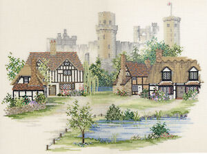 NEW DERWENTWATER DESIGNS ENGLAND WARWICKSHIRE VILLAGE COUNT