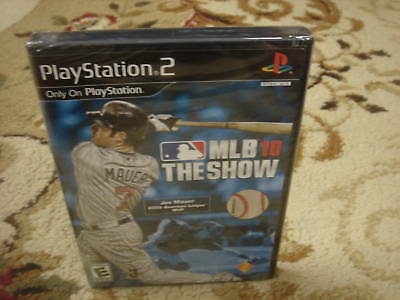 Mlb '10: The Show (playstation 2, 2010)