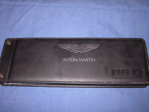 2004-2005-ASTON-MARTIN-DB-9-OWNERS-MANUAL-DB9-NEW