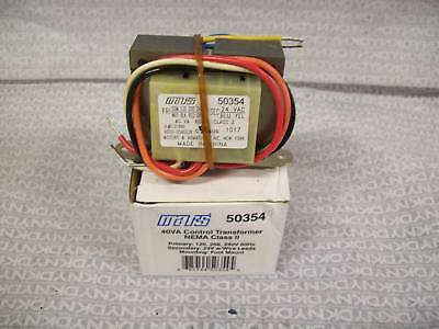 Lot Of 2 Mars Control Transformers Nema Class Ii 50354