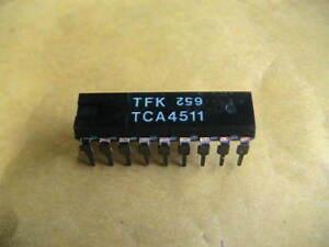 IC BAUSTEIN   TCA4511                           11001