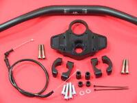 Superbike Manillar Set ,booster, Para Bmw K 1200r + 1300r Negro Anodizado Nuevo -  - ebay.es
