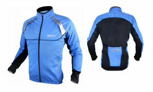 SOBIKE Bike Cycling Winter Jacket-Inuit Blue | eBay