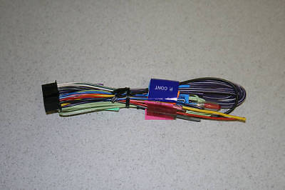 Kenwood Wire Harness Dnx8120 Ddx812 Ddx712 E30-6824-05 on sale