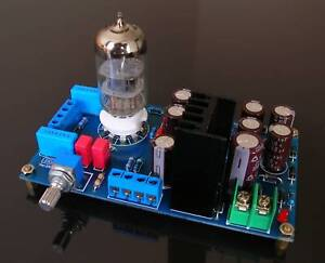 Z-Tube-6N3-Buffer-Audio-Pre-amplifier-Pre-AMP-Kit-For-DIY