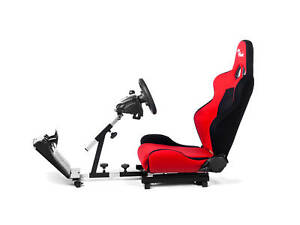 Xbox360-OpenWheeler-Race-Seat-Driving-Simulator-Gaming-Chair-Sim-Racing-Rig