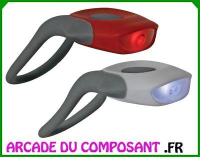 Eclairage A Led Pour Velo , Jogging , Roller - Av-ar