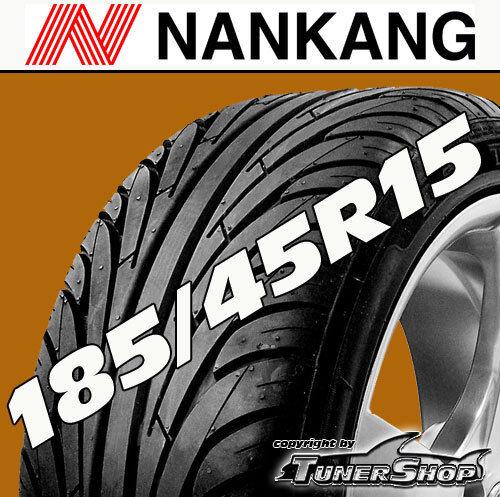 (1) 185/45 - 15 Nankang NS2 Tire 45R15 R15 45R