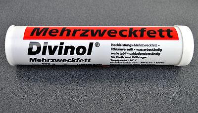 Divinol Fett 400g Profi Mehrzweckfett Schlepper UNIMOG