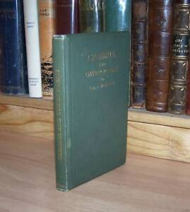 1924-CAMBRIA-OTHER-POEMS-Rare-Poetry-WALES-1st-Ed