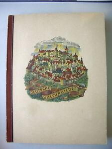 Sammelbilderalbum-Deutsche-Kulturbilder-1936