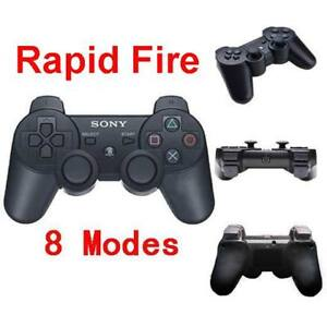 Sony New PS3 Rapid Fire Controller 8mode For Black Ops