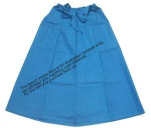 Sari-Matching-Color-Cotton-Petticoat-Undeskirt-Lengha