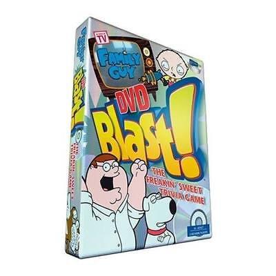 Family Guy Dvd Blast Scene It Video Trivia Game
