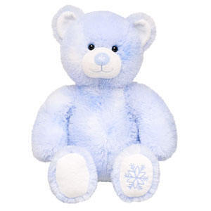 NEW Build A Bear Winter Bear Limited Numbered Edition