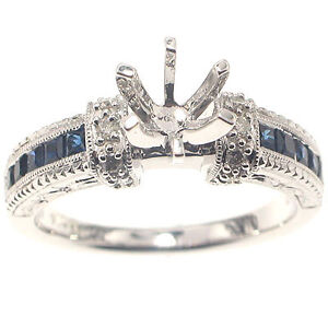 72CT-E-VS1-DIAMOND-BLUE-SAPPHIRE-SEMI-MOUNT-RING