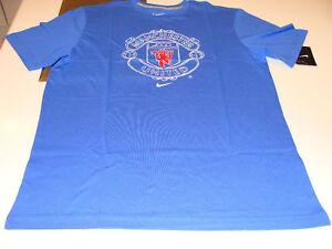 Manchester-United-2010-Core-T-Shirt-XL-Soccer-Premier