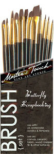 PAINT-BRUSHES-11-Brush-Set-Master-Touch-Fine-Art-Studio