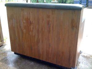 Mobile-Bar-60-034-w-7-Loop-Coldplate-amp-IceBin-Bar-Beverage-Equipment-Soda-Fountain
