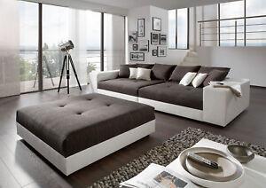 Big divano exclusiv sgabello con nucleo a molla tutte le misure