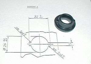 Maserati-Biturbo-STEERING-COLUMN-BUSHING-New-Update-367800321
