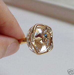 18K-plated-goleden-rose-flower-natural-zircon-ring