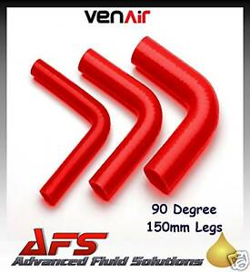 35mm-1-3-8-inch-RED-90-Degree-Silicone-Elbow-Hose-Venair-Silicon-Radiator-Pipe