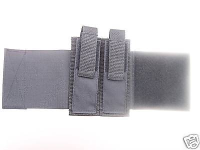 Ankle Holster Double Magazine Mag Pouch For Small Auto Mags ...usa
