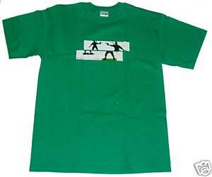 STORY OF THE YEAR:Army:T-shirt NEW:SMALL:LARGE