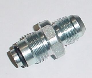 -6 X 16-1.5mm An To Bump Tube Fitting With O Ring