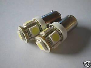 COPPIA-LAMPADINE-LAMPADE-LED-BA9XS-H6W-PIEDI-STORTI-Q1