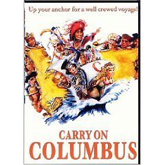 Carry On Columbus Julian Clary Sealed DVD Free Local Shipping