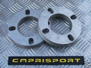 Peugeot 106, 206 etc alloy wheel spacers - 20mm - pair