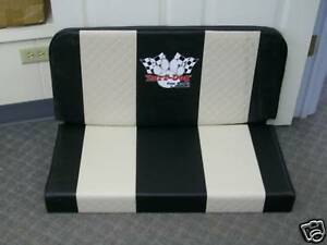 Go-Kart-Cart-Yerf-Dog-Double-Vinyl-Seat-Cushion-Cover-2-Two-Seater